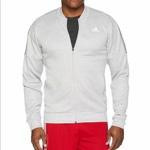 NWT Adidas Athletics Full Zip Jacket XL